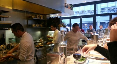 Photo of Tapas Restaurant Barrafina at 54 Frith St, London W1D 4SL, United Kingdom