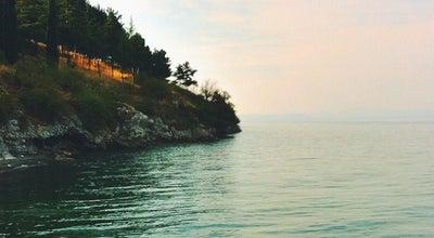 Photo of Lake Ohridsko Ezero at Ohrid, Macedonia