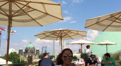 Photo of Roof Deck Dachterrasse | Hotel de Rome at Behrenstr. 37, Berlin 10117, Germany