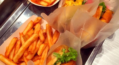 Photo of Burger Joint SQUEEZE | سكويز at Unaizah 51911, Saudi Arabia