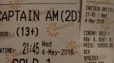 Photo of Movie Theater Cinemaxx Gold at Sun Plaza, 4th, Medan, North Sumatra 20111, Indonesia