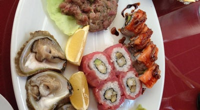 "Photo of Sushi Restaurant Oyster & Sushi Bar ""Bota"" at Od Pustijerne Bb, Dubrovnik 20000, Croatia"