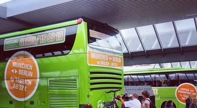 Photo of Bus Stop MeinFernbus Haltestelle at Masurenallee 4-6, Berlin 14057, Germany