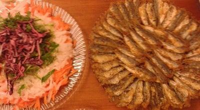 Photo of Fish and Chips Shop çomoğlu BALIK RESTAURANT at Çayeli, rizr, Turkey