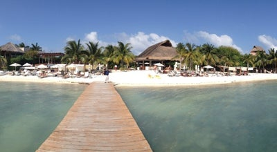 Photo of Mexican Restaurant Zama Beach Club at Carr. Sac - Bajo Mza 73 Lt 7, Isla Mujeres 77400, Mexico