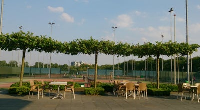 Photo of Tennis Court Tennisvereniging Tegenbosch at Oude Bossche Baan 7, Eindhoven 5624AA, Netherlands