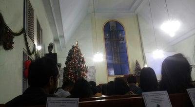 Photo of Church HKBP TANJUNG KARANG RESSORT TANJUNG KARANG at Jl. Diponegoro No. 144, Bandar Lampung, Indonesia