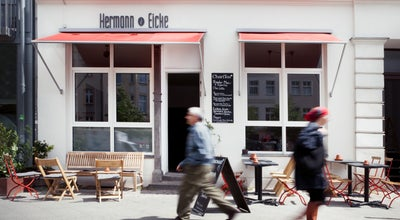 Photo of Cafe Café Hermann Eicke at Brunnenstr. 45, Berlin 10115, Germany