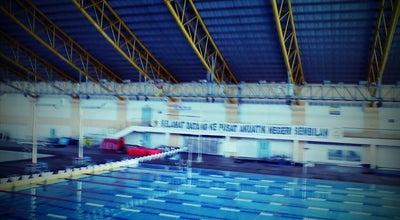 Photo of Pool Pusat Akuatik Paroi at Kompleks Sukan Negeri, Seremban 70400, Malaysia