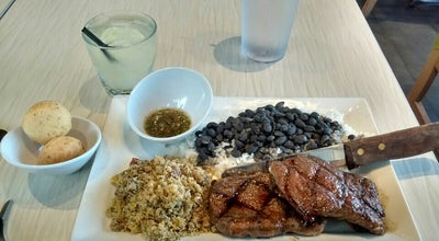 Photo of Brazilian Restaurant Giraffas at 9251 W Flagler St, Miami, FL 33174, United States