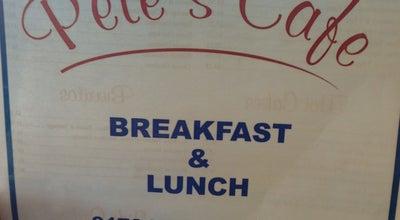 Photo of Cafe Pete's Cafe at 9170 Washington St, Thornton, CO 80229, United States