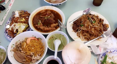 Photo of Asian Restaurant Kim Ky Noodle House at 1108 S San Gabriel Blvd, San Gabriel, CA 91776, United States