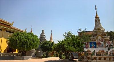 Photo of Buddhist Temple Wat Botum វត្តបទុមវត្តី at St 7, Phnom Penh, Cambodia