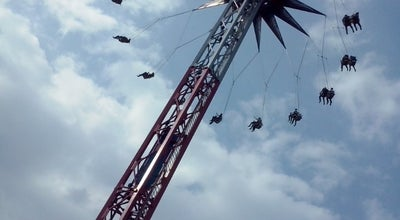 Photo of Theme Park Ride / Attraction Sky Screamer at Six Flags México, Tlalpan, Mexico