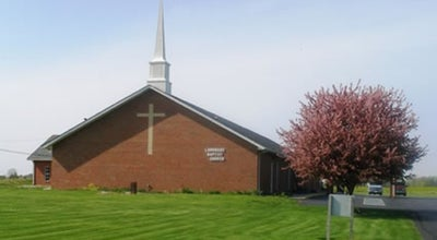 Photo of Church Landmark Baptist Church at 1924 W Cross St, Anderson, IN 46011, United States