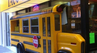 Photo of Mexican Restaurant Taco Bus at 505 N Franklin St, Tampa, FL 33602, United States