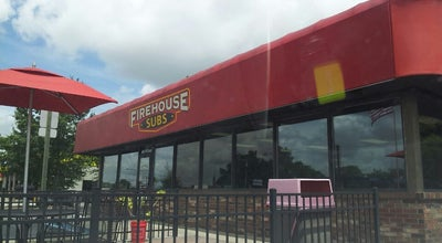 Photo of Sandwich Place Firehouse Subs at 1305 W Vine St, Kissimmee, FL 34741, United States