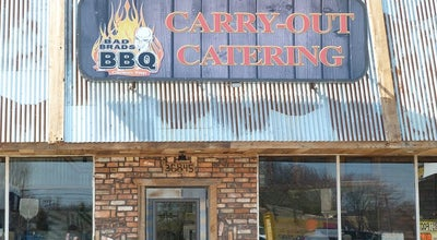 Photo of Food and Drink Shop Bad Brads BBQ - Carry Out and Catering at 36845 Groesbeck Highway, Clinton Township, MI 48035, United States