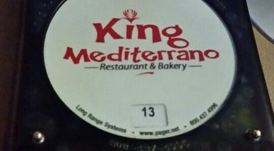 Photo of Mediterranean Restaurant King Mediterrano at 4354 Redondo Beach Blvd, Torrance, CA 90504, United States
