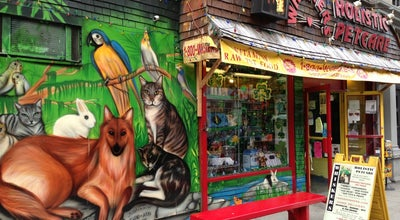 Photo of Pet Store Whiskers Holistic Petcare inc. at 235 E 9th St, New York, NY 10003, United States