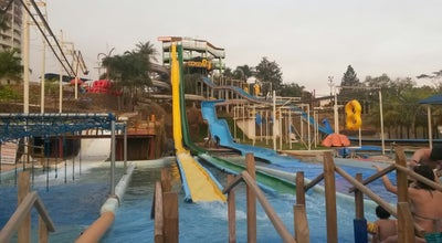 Photo of Water Park Thermas do Laranjais at Av. Folclore,1543, Olimpia, Brazil
