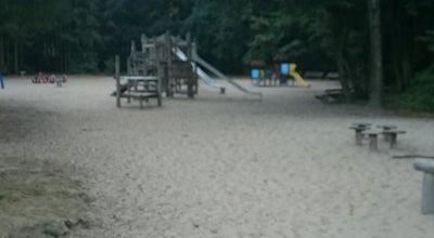 Photo of Playground Speelplein Tillegembos at Belgium