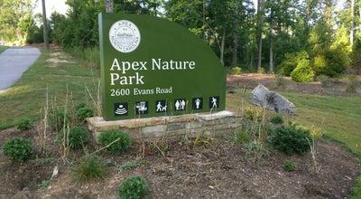 Photo of Park Apex Nature Park at Apex, NC, United States