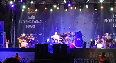 Photo of Music Venue Fuar Çim Konser Alanı at İzmir, Turkey