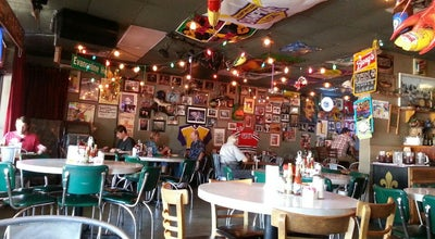 Photo of Cajun / Creole Restaurant Evangeline Café at 8106 Brodie Ln, Austin, TX 78745, United States