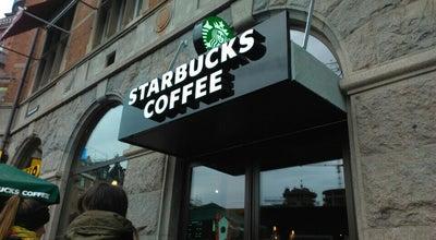 Photo of Coffee Shop Starbucks at Rådhuspladsen 45, Copenhagen 1550, Denmark