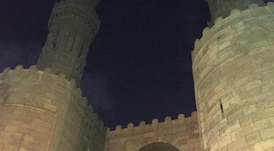 Photo of Historic Site Bab Zuweila | باب زويله at Bab El Shaaria, Egypt