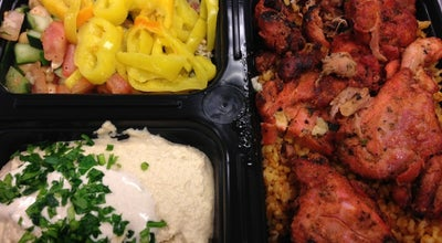 Photo of Middle Eastern Restaurant Chickpea at 601 Lexington Ave, New York, NY 10022, United States