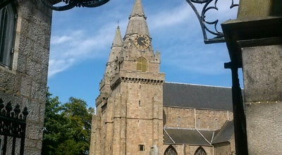 Photo of Church St Machar Cathedral at The Chanonry, Aberdeen AB24 1RQ, United Kingdom
