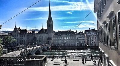 Photo of Historic Site Zwingliplatz at Zurich, Switzerland