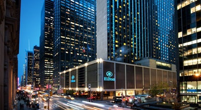 Photo of Hotel New York Hilton Midtown at 1335 Avenue Of The Americas, New York, NY 10019, United States