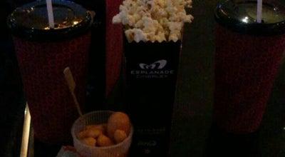 Photo of Movie Theater CAT Ultimate Screen at Esplanade Cineplex Rattanathibet, Mueang Nonthaburi, Thailand