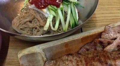 Photo of Ramen / Noodle House 팔당냉면 at 검단산로 349-31, 하남시, South Korea