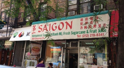 Photo of Sandwich Place Saigon Vietnamese Sandwiches at 369 Broome St, New York, NY 10013, United States