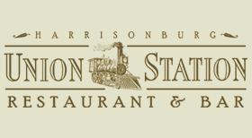 Photo of American Restaurant Union Station Restaurant & Bar at 128 W Market St, Harrisonburg, VA 22801, United States