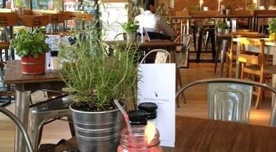 Photo of Cafe Natural Kitchen at 55 Baker St, London W1U 8EW, United Kingdom
