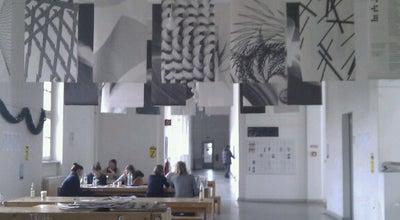 Photo of College Communications Building Institut für zeitbasierte Medien | UdK Berlin at Grunewaldstr. 2-5, Berlin 10823, Germany
