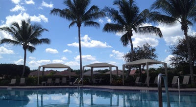 Photo of Pool Mirabella Pool at 104 Mirabella Dr, Palm Beach Gardens, FL 33418, United States