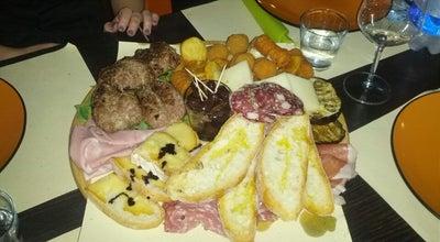 Photo of Italian Restaurant Osteria Cibarya at Piazzale Della Libertà, 14, Senigallia 60019, Italy