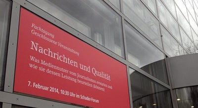 Photo of Art Gallery Schader Stiftung at Goethestr. 2, Darmstadt 64285, Germany