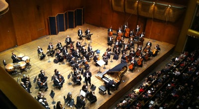 Photo of Concert Hall New York Philharmonic at 10 Lincoln Center Plz, New York, NY 10023, United States