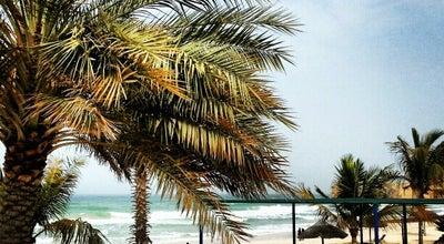 Photo of Beach Ras Al Hamra Beach at Oman