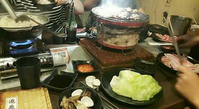 Photo of BBQ Joint 逐鹿炭火燒肉 (總會) My Deer Grill at 高雄市苓雅區三多四路39號, Kaohsiung, Taiwan