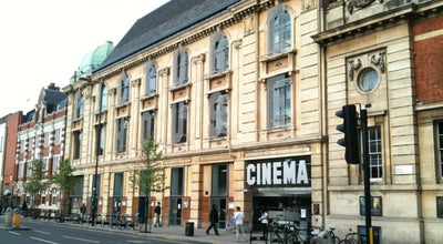 Photo of Movie Theater Hackney Picturehouse at 270 Mare St, Hackney E8 1HE, United Kingdom