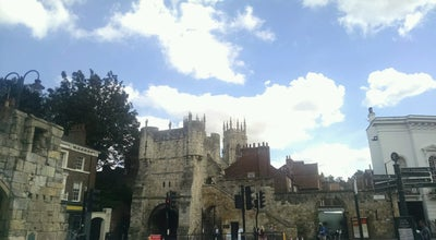 Photo of Historic Site City Walls (Monkgate to Bootham) at Monkgate Bar To Bootham Bar, York YO3 1 7, United Kingdom
