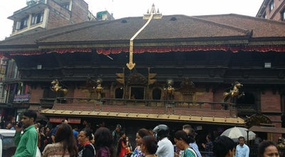 Photo of Historic Site Golden Temple at Nepal